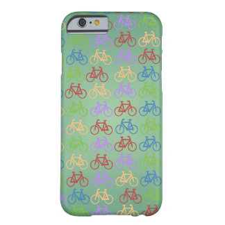 Bicycle Pattern iPhone 6 case Cas