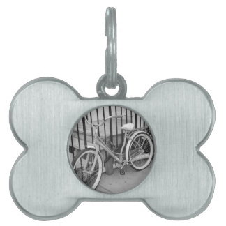 Bicycle Pet ID Tag