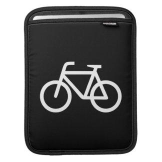 Bicycle Pictogram iPad Sleeve