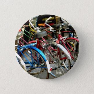 Bicycle Pinback Button
