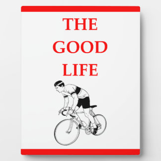 bicycle plaque