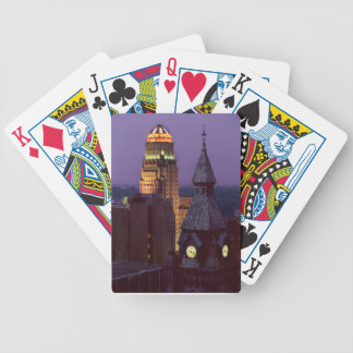 Bicycle Playing Cards Erie County and City Halls