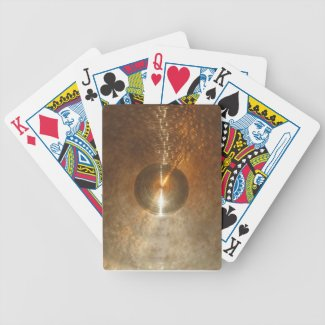 Bicycle Playing Cards it`s A Cymbal