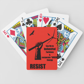 Bicycle playing cards No Industrial Wind