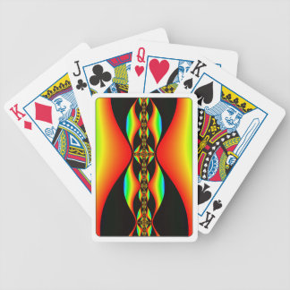 Bicycle Playing Cards w/ Mandelbrot Fractal