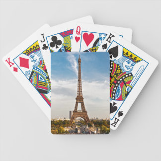 Bicycle® Poker Cards Paris - Eiffel Tower #8