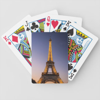 Bicycle® Póquer Cards París - Torre Eiffel #2 Barajas De Cartas