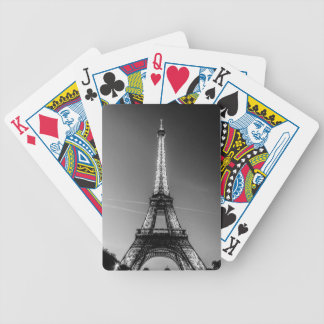 Bicycle® Póquer Cards París - Torre Eiffel #3 Baraja Cartas De Poker