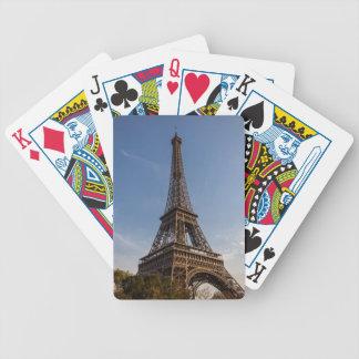 Bicycle® Póquer Cards París - Torre Eiffel #5 Cartas De Juego