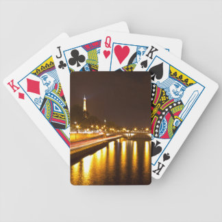 Bicycle® Póquer Cards París - Torre Eiffel #6 Baraja Cartas De Poker