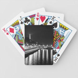 Bicycle® Póquer Cards París - Torre Eiffel #7 Barajas De Cartas