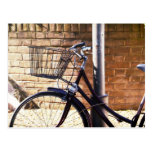 Bicycle Post Card