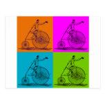 Bicycle Postcard