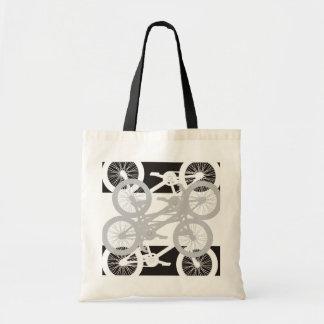 Bicycle Print Bag