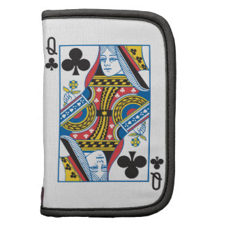 Bicycle® Queen of Clubs Planner