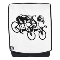 Bicycle Race Backpack