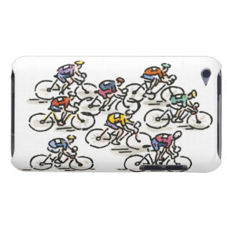 Bicycle Race Barely There iPod Cover