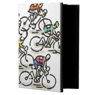 Bicycle Race iPad Air Case