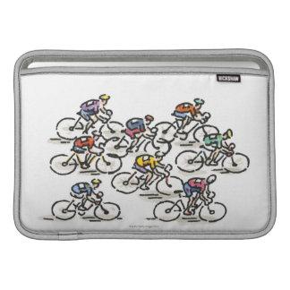 Bicycle Race MacBook Air Sleeve