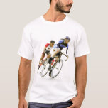 Bicycle Racers -Color -4 T-Shirt