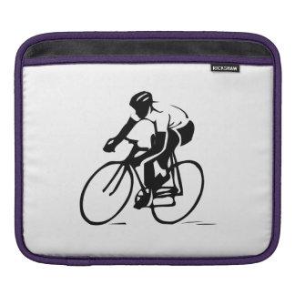 Bicycle Racing iPad Sleeve