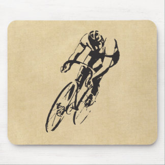 Bicycle Racing Mouse Pad