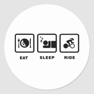 Bicycle Racing Stickers