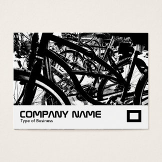 Bicycle Rack HC Business Card