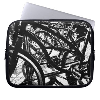 Bicycle Rack HC Computer Sleeve