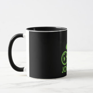 Bicycle Recycle Green Join Mug