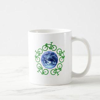 Bicycle Recycle Products Coffee Mug