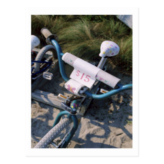 Bicycle Rental Cycle Bicycling Cycling Miami Beach Post Card