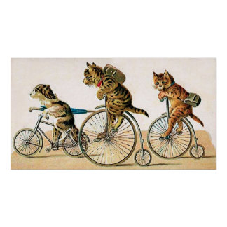 Bicycle Ride Poster