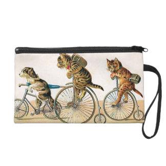 Bicycle Ride Wristlet
