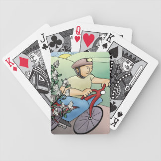 Bicycle Rider Bicycle Playing Cards