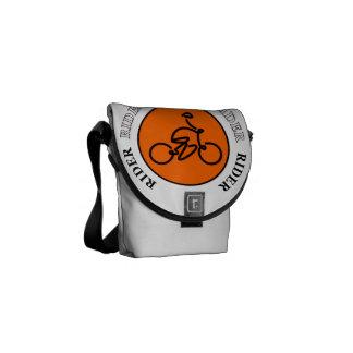 Bicycle RIDER messenger bag
