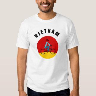 Bicycle rider VIETNAM shirt