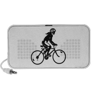 Bicycle Riding Speakers