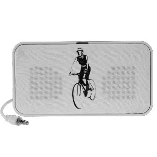 Bicycle Riding iPhone Speakers