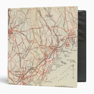 Bicycle Roads in New York and Conneticut 3 Binder
