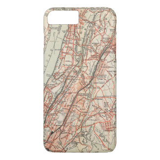 Bicycle Roads in New York and Conneticut 3 iPhone 8 Plus/7 Plus Case