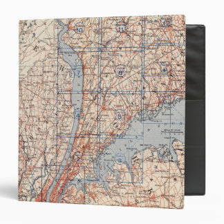 Bicycle Roads in New York and Conneticut 4 Binder