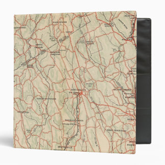 Bicycle Roads in New York and Conneticut 5 Binder