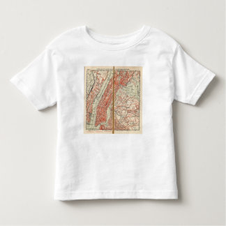 Bicycle Roads in New York and Conneticut 6 Tees