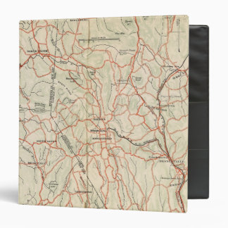 Bicycle Roads in New York and Conneticut 7 Binder