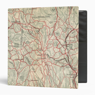 Bicycle Roads in New York and Conneticut 9 Binder