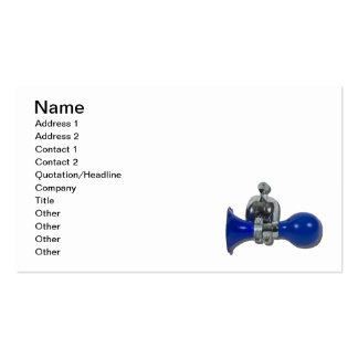 Bicycle Rotary Bell Double-Sided Standard Business Cards (Pack Of 100)