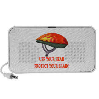 Bicycle Safety iPhone Speakers