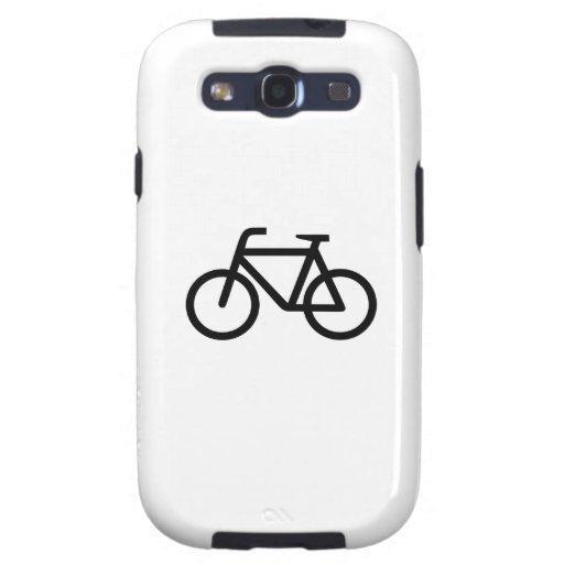 Bicycle Samsung Galaxy SIII Case
