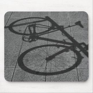 Bicycle Shadow Mousepad